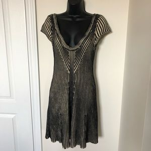 Free People 100% Cotton Knit Dress Medium